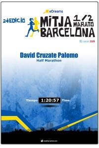 140225 Diploma Mitja de Barcelona.
